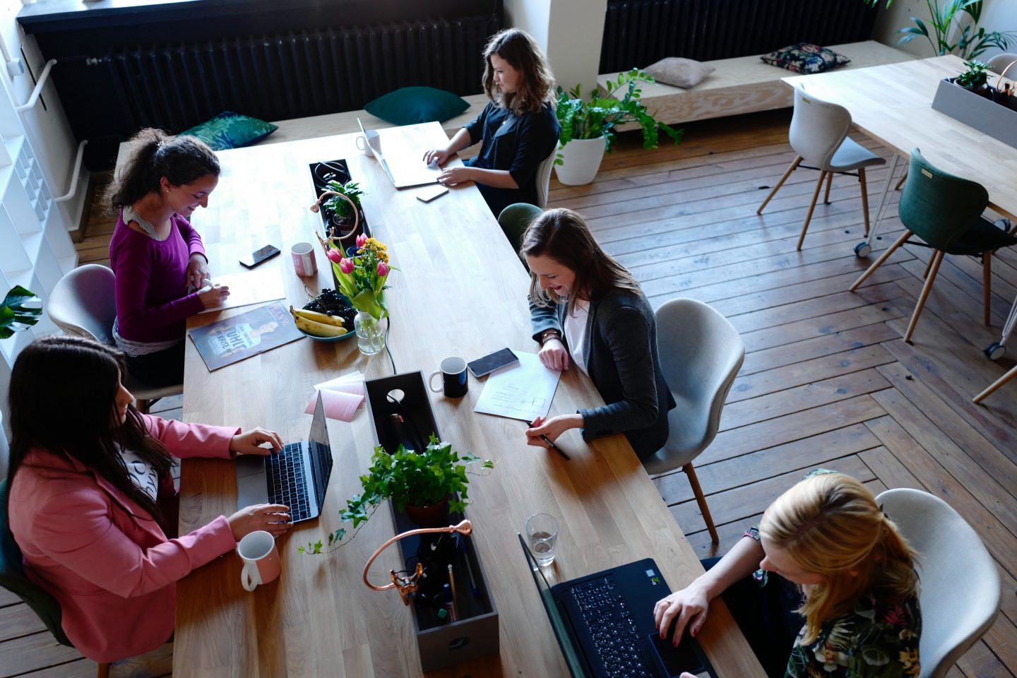 The Ripple Effect of Investing in Women and Tech