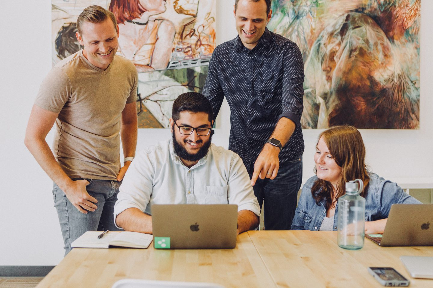 Modern Workforce Expectations and How Socially Aware Businesses Can Win the War for Talent