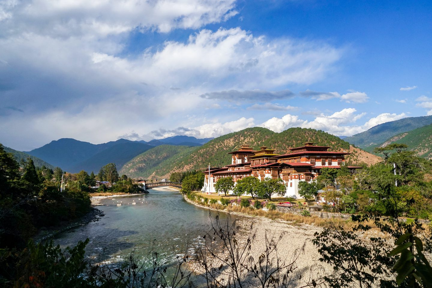 Happiness Needs to Be Financed Too – A New Generation of Conservation Finance in Bhutan