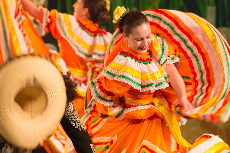 Mexican Folk Dance Festival