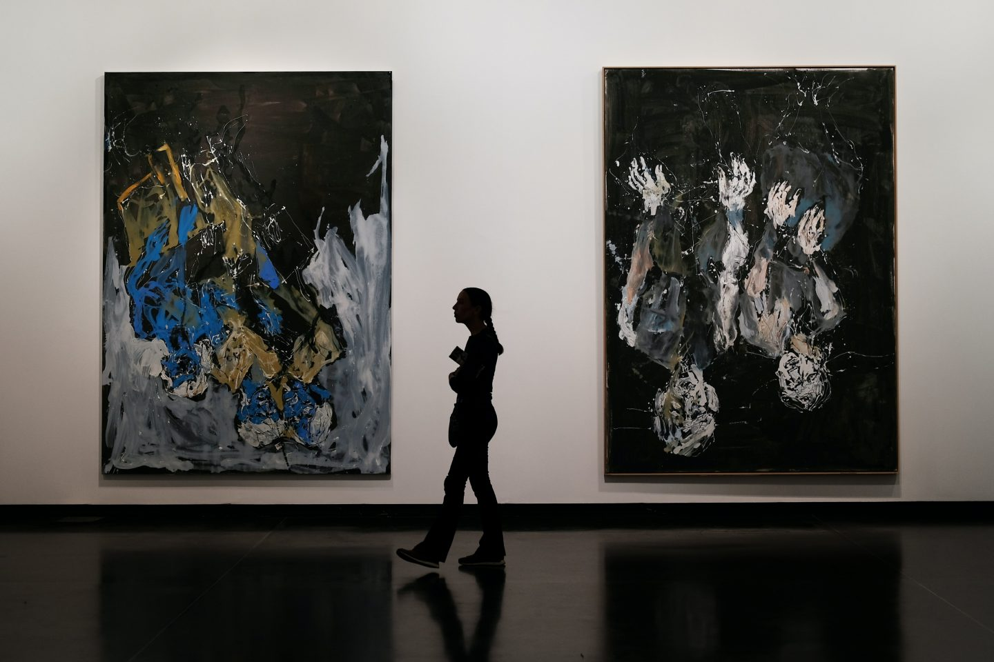 Modern Abstract Paintings Gallery