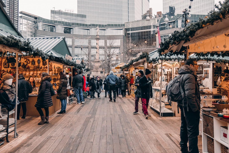 Open Street Food Market