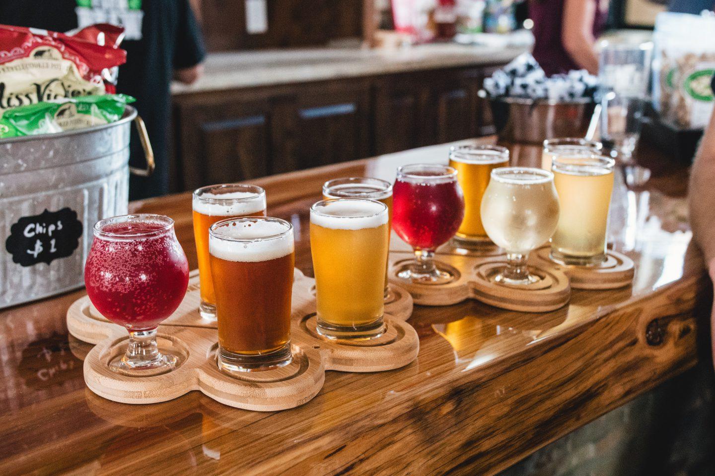 Beer Tasting Weekend