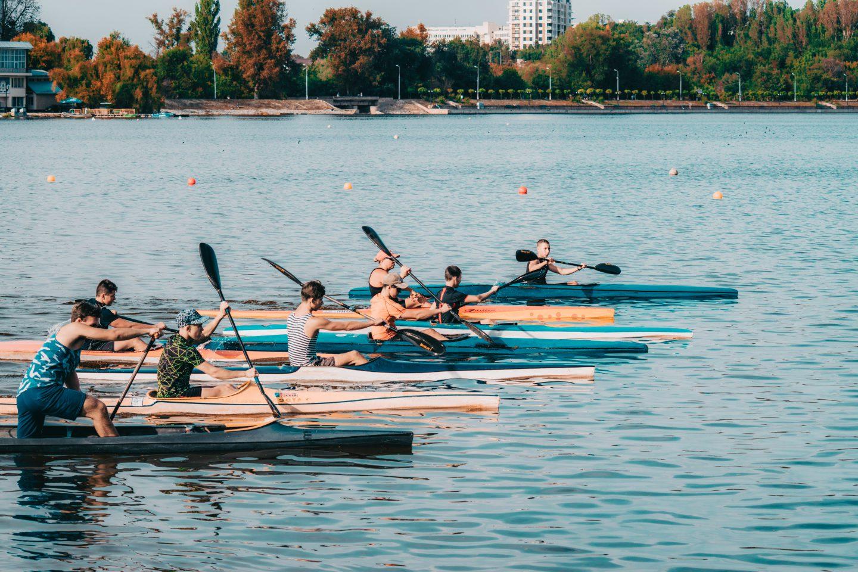 Whole Day Kayaking