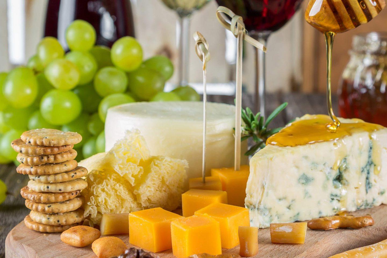 Cheese & Wine Tasting