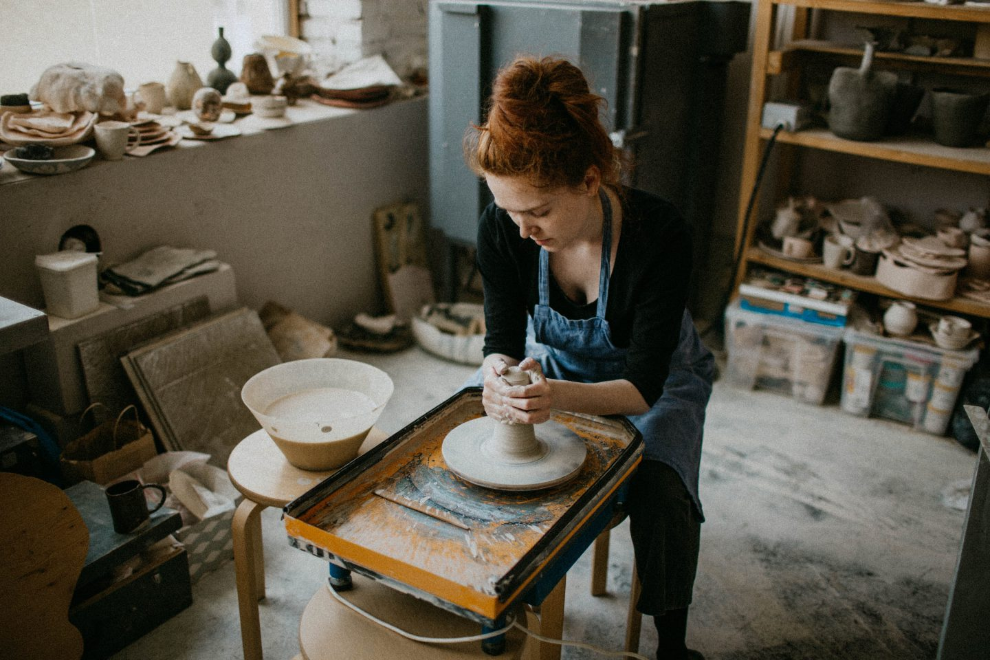 Learn the Art of Pottery