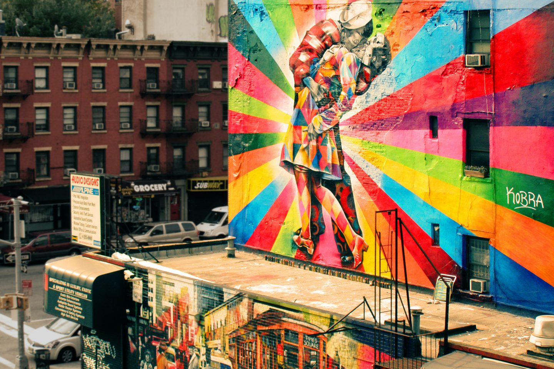 Graffiti and Street Art Tour