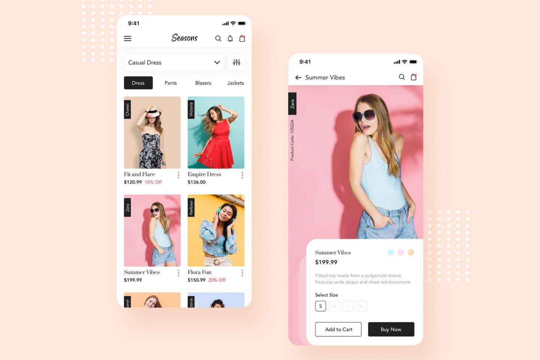 Fashion eCommerce App