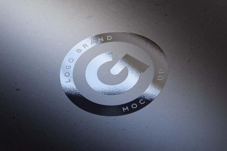 Silver Foil Logo