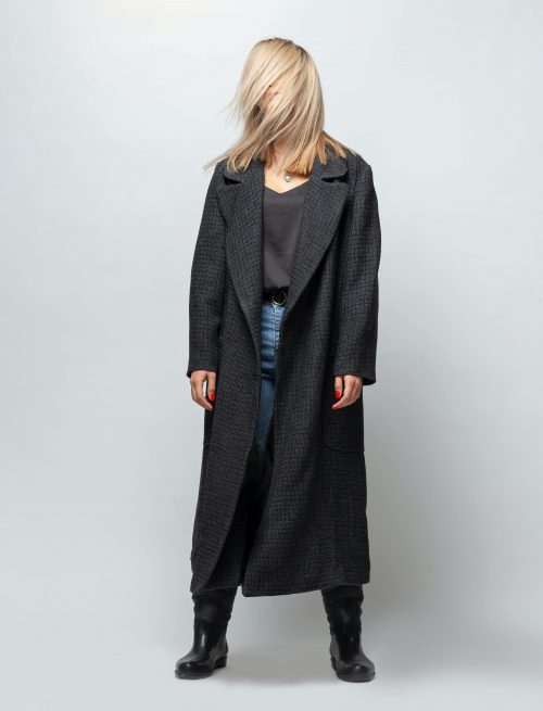 Longline Overcoat