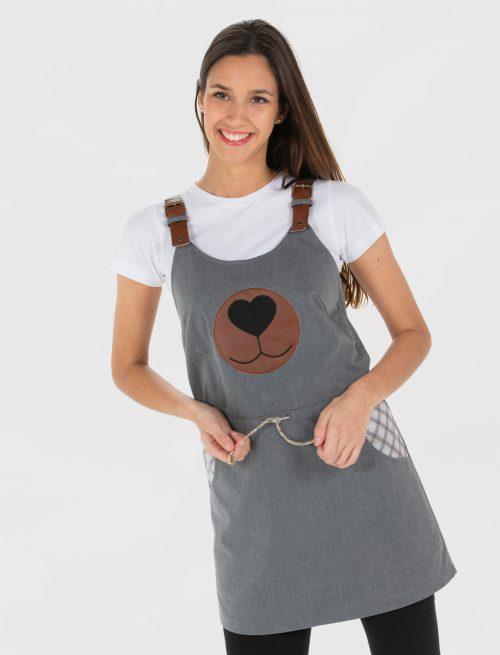 Happy Bear Apron