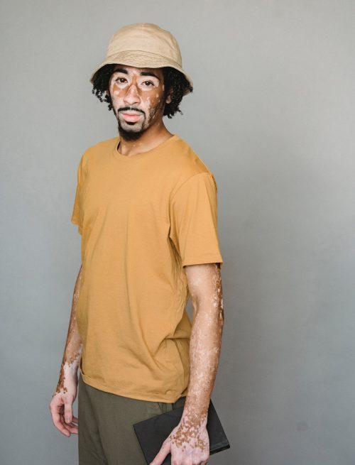 Simple Mustard T-Shirt